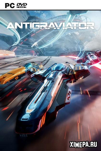 постер игры Antigraviator