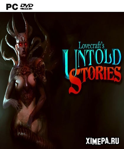 постер игры Lovecraft's Untold Stories