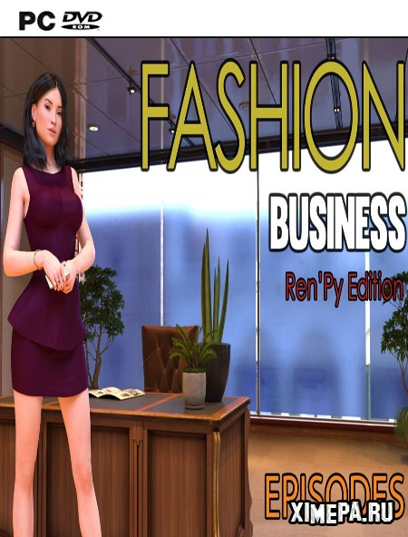 постер игры Fashion Business