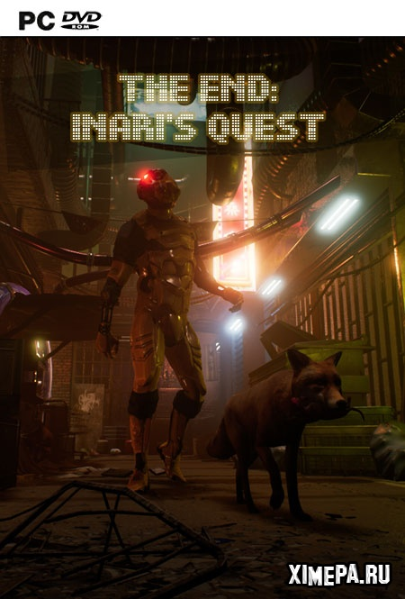 постер игры The End: Inari's Quest