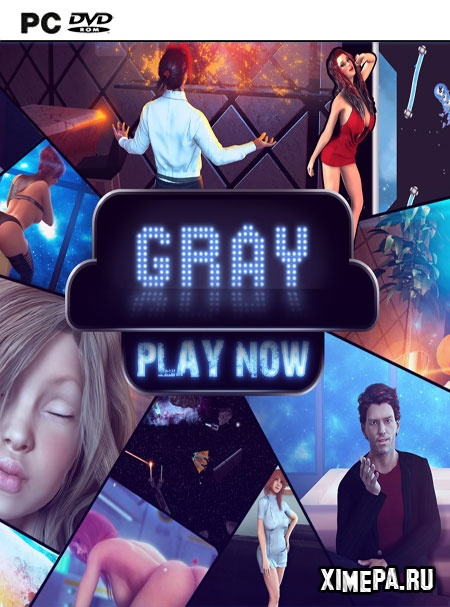 постер игры Areas of GRAY