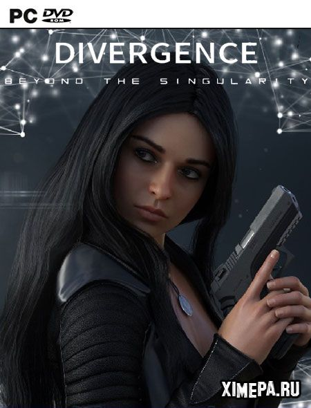 постер игры Divergence: Beyond The Singularity
