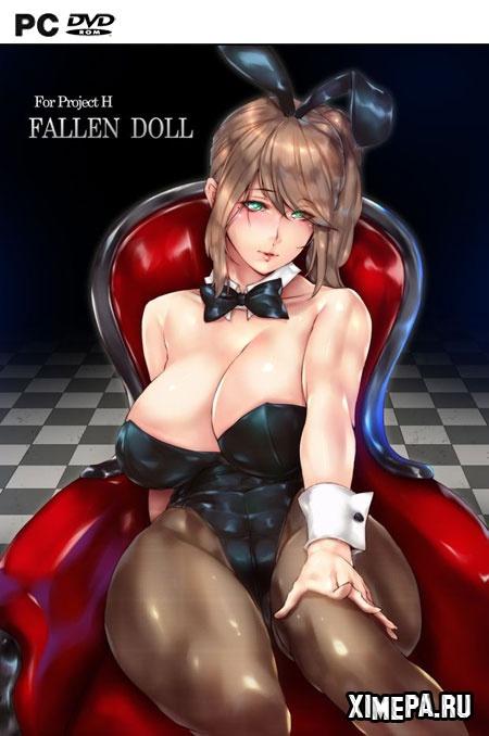 постер игры Fallen Doll
