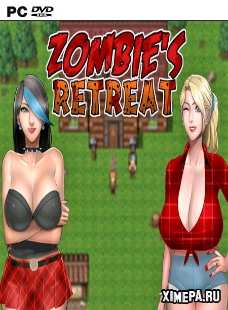 постер игры Zombie's Retreat