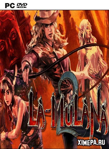 постер игры La-Mulana 2 \ Ла-Мулана 2
