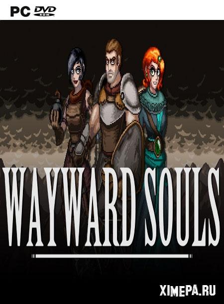 постер игры Wayward Souls