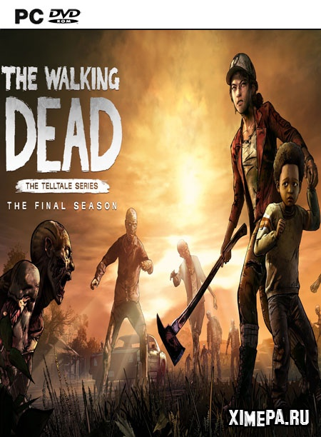 постер игры The Walking Dead: The Final Season