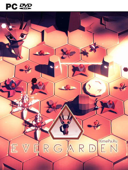 постер игры Evergarden
