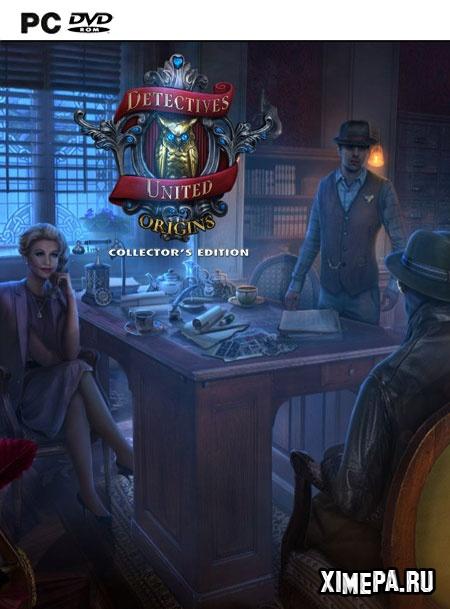 постер игры Детективное агентство: Истоки