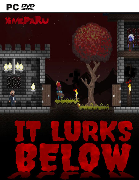 постер игры It Lurks Below