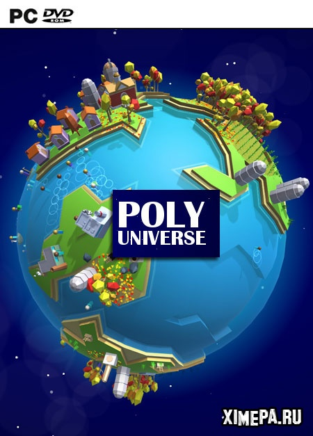 постер игры Poly Universe