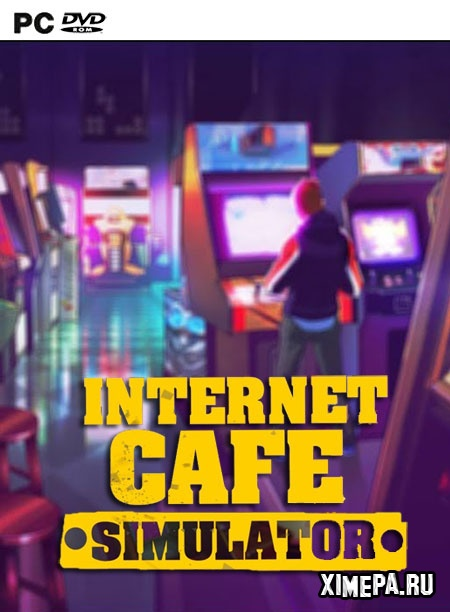 постер игры Internet Cafe Simulator