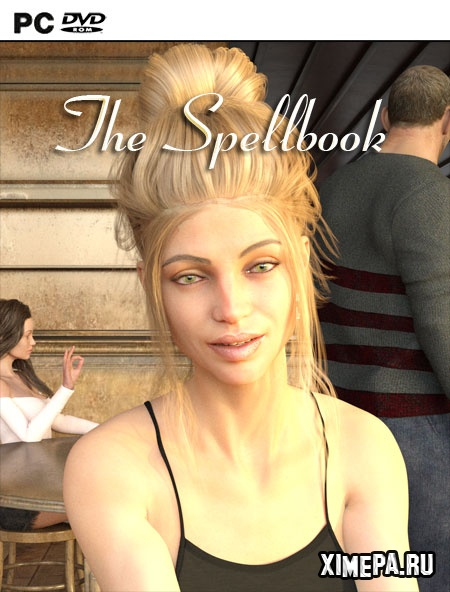 постер игры The Spellbook