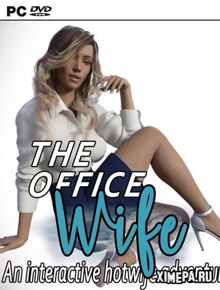 постер игры The Office Wife