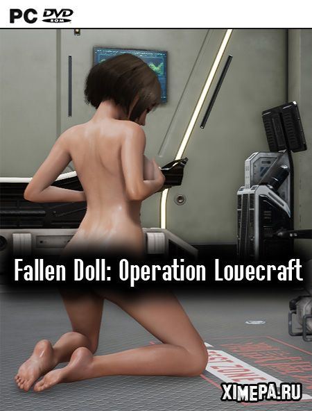 постер игры Fallen Doll: Operation Lovecraft