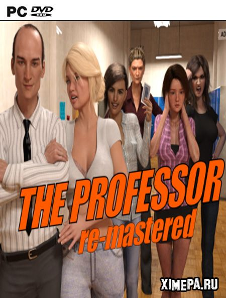 постер игры Профессор / The Professor