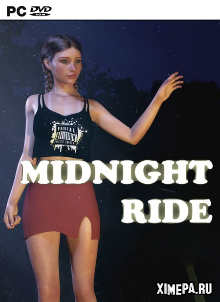 постер игры Midnight Ride