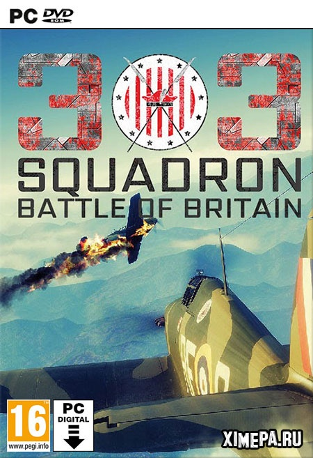 постер игры 303 Squadron: Battle of Britain