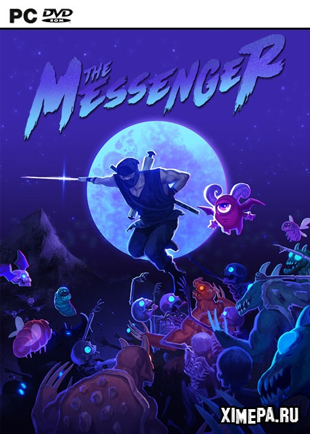 постер игры The Messenger