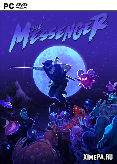 постер игры The Messenger