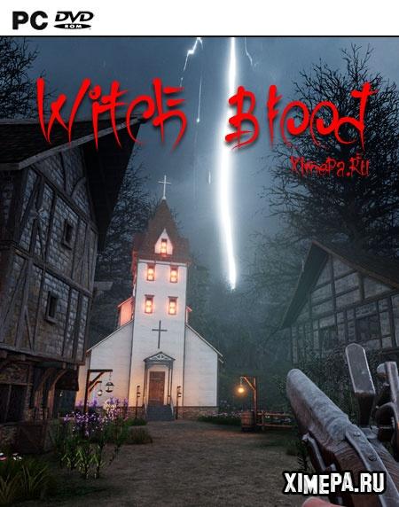 постер игры Witch Blood \ Кровь ведьм