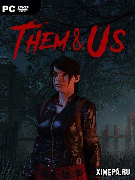 постер игры Them & Us