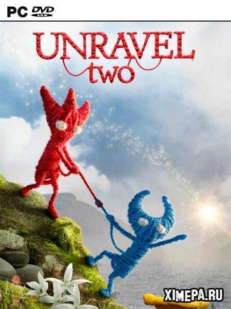 постер игры Unravel Two