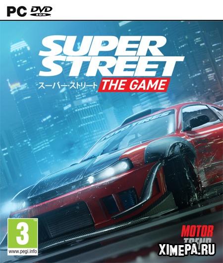 постер Super Street: The Game