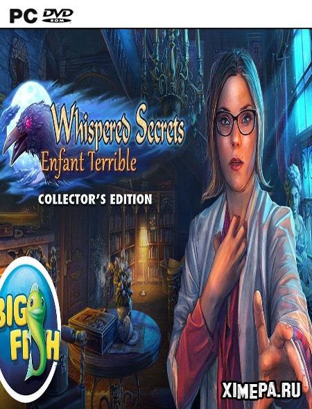 постер игры Whispered Secrets 8: Enfant Terrible