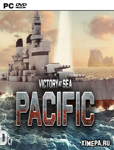 постер игры Victory At Sea Pacific