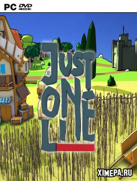 постер игры Just One Line