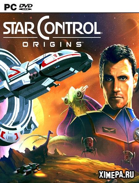 постер игры Star Control: Origins