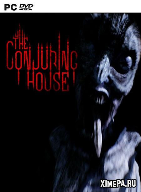 постер игры The Conjuring House