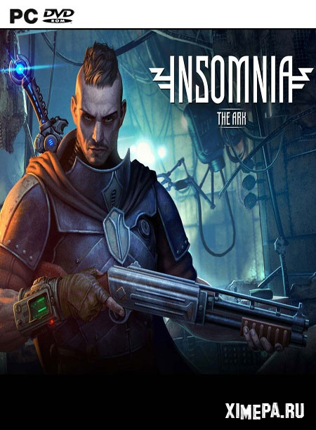 постер игры INSOMNIA: The Ark