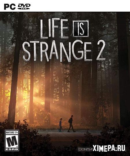постер игры Life is Strange 2