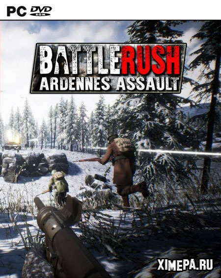 постер игры BattleRush: Ardennes Assault