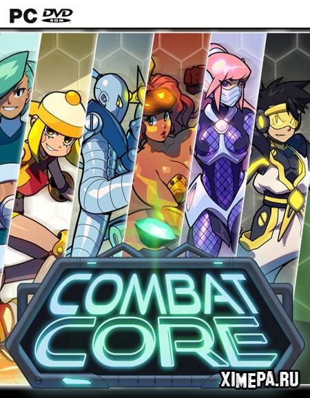 постер игры Combat Core