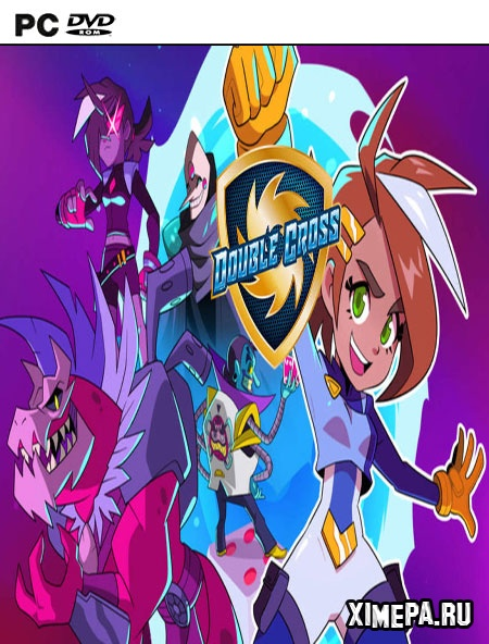 постер игры Double Cross