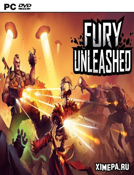 постер игры Fury Unleashed