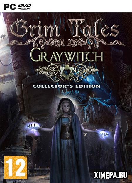 постер игры Страшные сказки 12: Грейвич