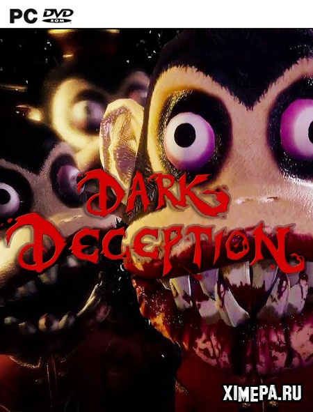 постер игры Dark Deception