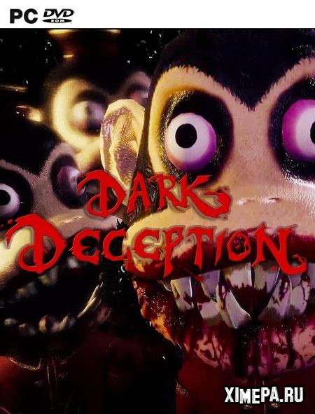 постер игры Dark Deception