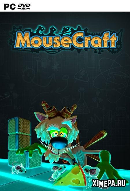 постер игры MouseCraft