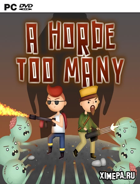 постер игры A Horde Too Many