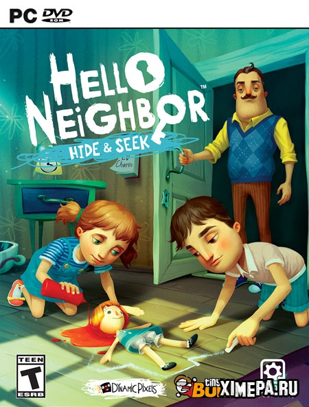 постер игры Hello Neighbor: Hide and Seek