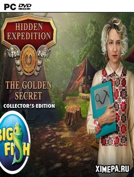 постер игры Секретная экспедиция 16: Золотой секрет