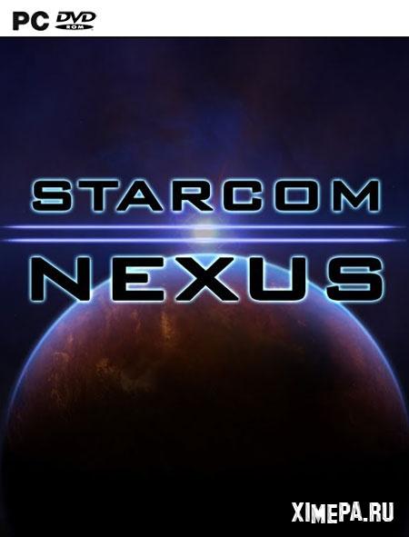 постер игры Starcom: Nexus