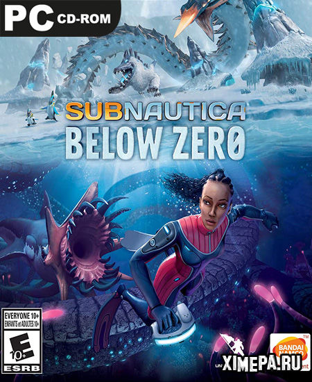 постер игры Subnautica: Below Zero