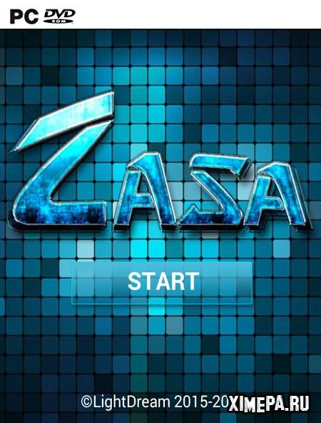 постер игры Zasa - An AI Story