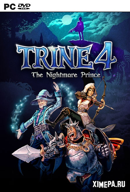 постер игры Trine 4: The Nightmare Prince